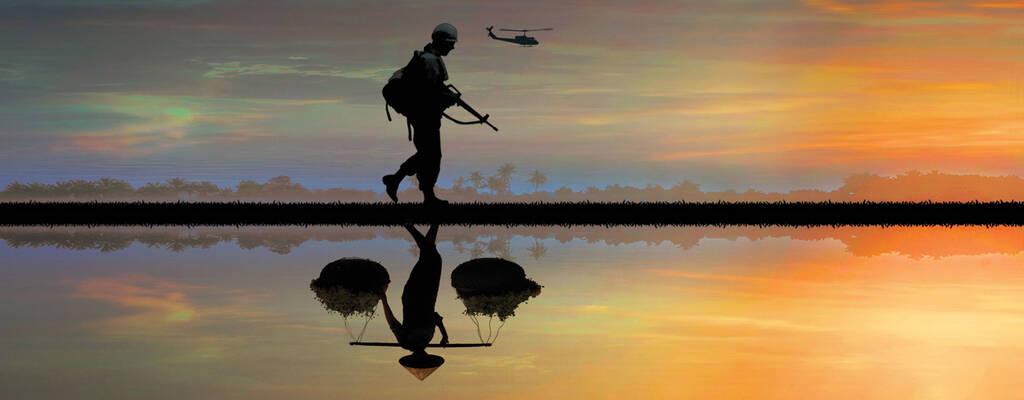 Efter nästan ett århundrade under franskt styre får Vietnam sin självständighet. Men till vilket pris? Landet har delats i två och nya svårigheter väntar runt hörnet. Den mästerliga och hyllade serien om det mest kritiserade och plågsamma kriget i USA:s nutidshistoria.