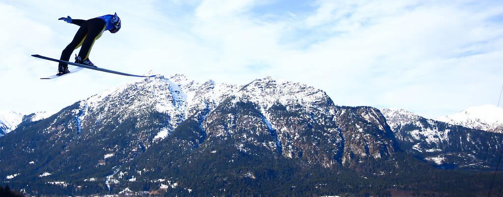 Backhoppning Garmisch-Partenkirchen