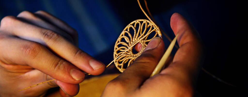 Samiskt hantverk