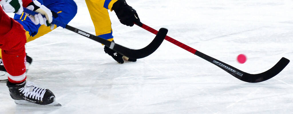Bandy, VM, Final, Ryssland - Sverige