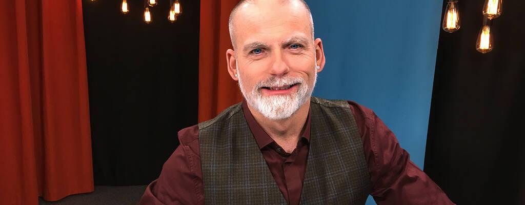 Programledare Tomas Kold