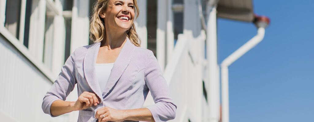 Programledare Ella Kanninen