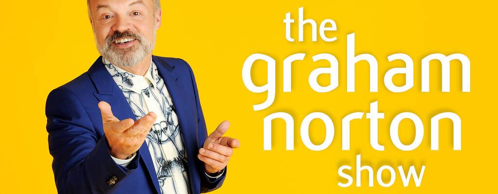 Graham Norton, programledare för brittiska talkshowen The Graham Norton Show.