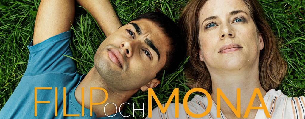 Filip (William Spetz ) och Mona (Anna Granath), en historia om vänskapen mellan en 20-åring och en 40-åring.