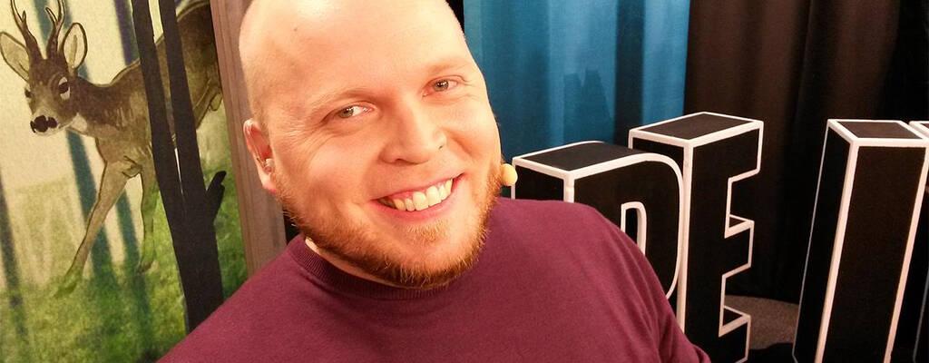 Programledare: Christian Bertell.