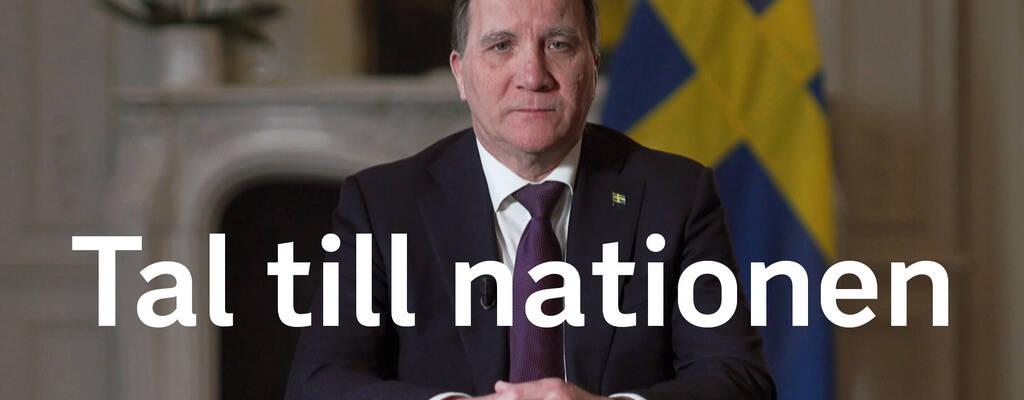 Tal till nationen