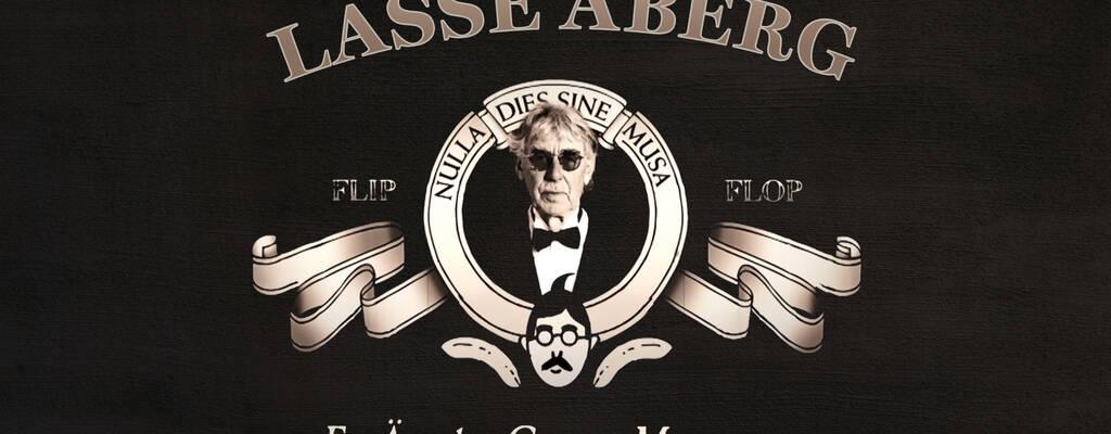 Lasse Åberg - en ängslig gosses memoarer.