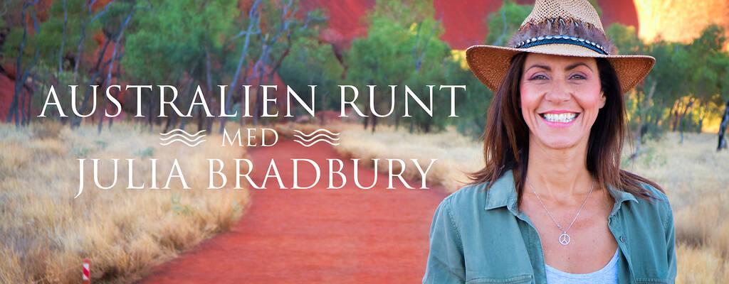 Australien runt med Julia Bradbury.
