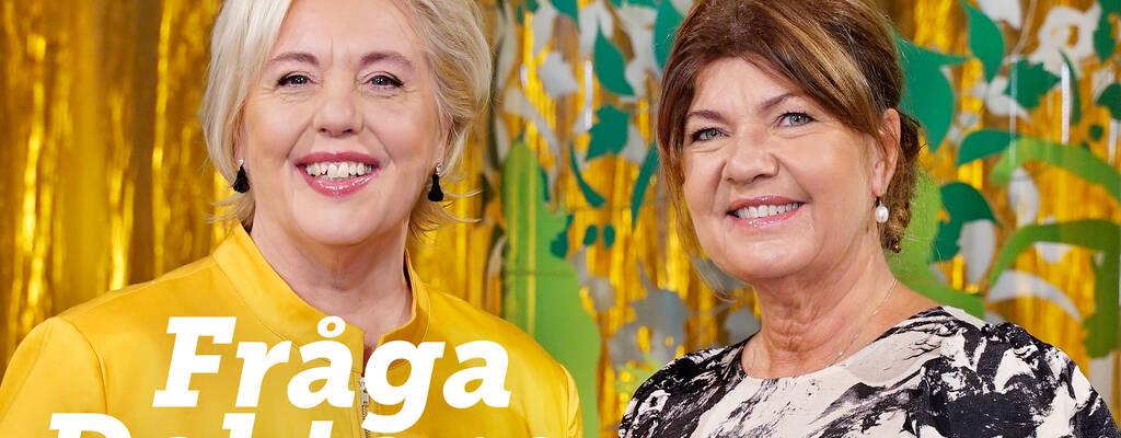 Suzanne Axell och Karin Granberg i Fråga doktorn.