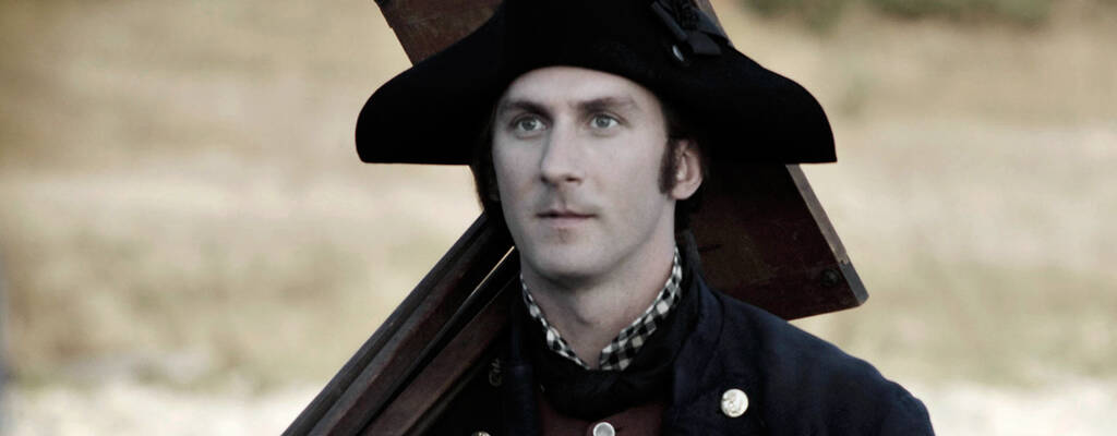 Captain Cook (Matt Young).