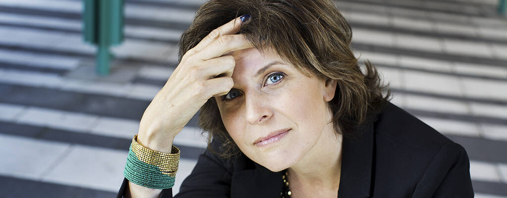 Programledare Kristina Hedberg.