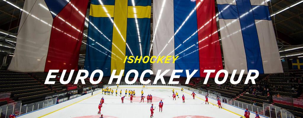 Fyrnationsturnering – Carlson Hockey Games