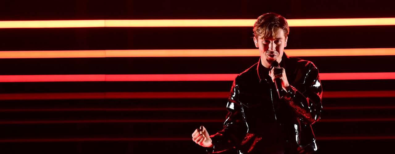 Sverige startar forst i eurovision song contest