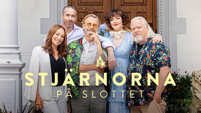 Stjärnorna på slottet | SVT Play