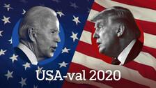 USA-val 2020   SVT Play
