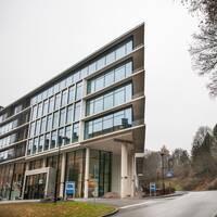 Psykiatrins hus på Akademiska sjukhuset i Uppsala.