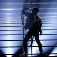 "Benjamin Ingrosso vann Melodifestivalen 2018 med bidraget ""Dance you off"" och får representera Sverige i Eurovision song contest."