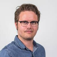 Sociala medier-reporter Philip Rudolfsson.