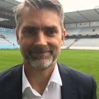 MFF:s vd Niclas Carlnén.
