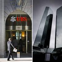 UBS, Deutsche Bank och BNP Paribas är involverade i det som kallas Europas största skattestöld i modern tid