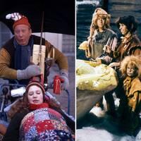 Julkalendrarna Regnbågslandet (1970), Broster Broster (1971) och Trolltider (1979 och 1985) fick samtliga utstå en del kritik när de sändes.