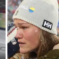 Anna Swenn-Larsson blev av med tredjeplatsen efter grenslingen som upptäcktes först i efterhand.