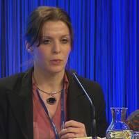 Elisabeth Braw, Associate Fellow, Director of the Modern Deterrence project, RUSI, funderar på vart världen är på väg.