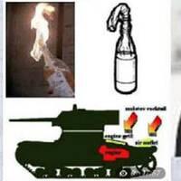 I Telegramkanalen beskrivs hur man använder vapen och tillverkar hemmagjorda bomber.