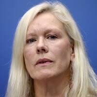 Sveriges ambassadör i Kina Anna Lindstedt.
