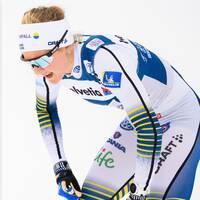 Landslagschefen Rikard Grip är hoppfull kring sprintstjärnan Stina Nilssons VM-chanser.