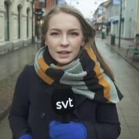 SVT Nyheters Torbjörn Averås Skorup och Fanny Renman vägleder till den sista deltävlingen i årets upplaga av Melodifestivalen