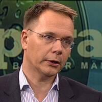 Aktiespararnas vd Joacim Olsson