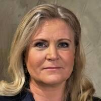 Camilla Kvartoft, programledare Veckans brott