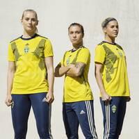 Årets VM-tröja är en hyllning till kvinnor