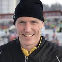 SVT Sports expert Björn Ferry.