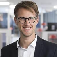 Magnus Fridell är vinnarkommunikatör på svenska spel.