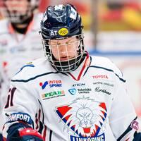 Pernilla WInberg var besviken efter finalförlusten.