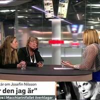 Josefin Nilsson gick bort 2016.