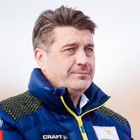 Längdchefen Johan Sares var förberedd på Rikard Grips avsked.