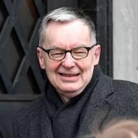 Akademiens ständige sekreterare Anders Olsson.