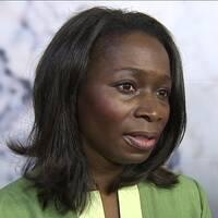 Nyamko Sabuni efter att hon avgick som jämställdhetsminister 2013