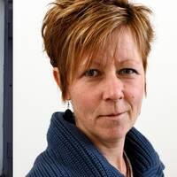 Malin Tillgren, tf ordförande för Vårdförbundet i Skåne.