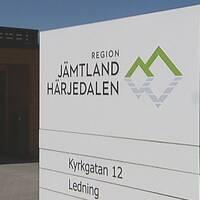 Region Jämtlands entré