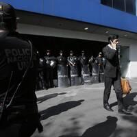 Häktet i Quito där svensken hålls.