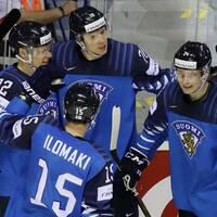 Finland allt närmare en gruppseger