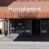 Blekingesjukhuset, Region Blekinge, Karlshamn