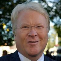 Kristdemokraternas Lars Adaktusson (KD) har kritiserats för hur han röstat gällande abortfrågor i EU-parlamentet. Arkivbild.