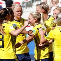 Sverige möter USA i kväll.