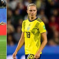 Det blir Kanada mot Sverige i åttondelsfinal.