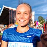 Tilde Johansson har slagit igenom stort i år.
